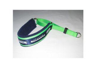 Seahawks Martingale Collar