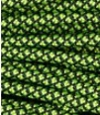 Neon Green diamonds paracord