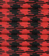 Red-Black paracord