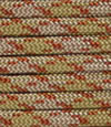 Tan-gold-rust paracord