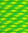 Bright yellow-Bright green paracord