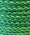 Green-Dark Green specs paracord