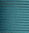 Neon teal paracord