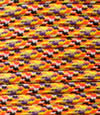 Yellow-orange multicolor paracord