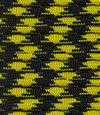 Yellow-black paracord