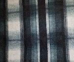Black-Grey Plaid Fleece