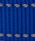 Blue Reflective Nylon Webbing
